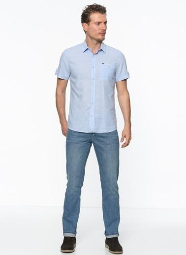 Lee Cooper Gömlek Mavi